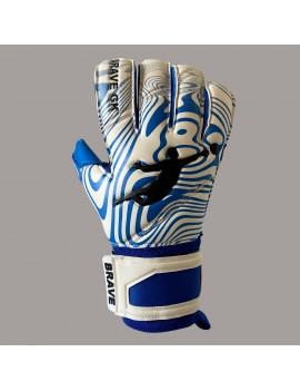 Воротарські рукавиці BRAVE GK RAIN PRO BLUE