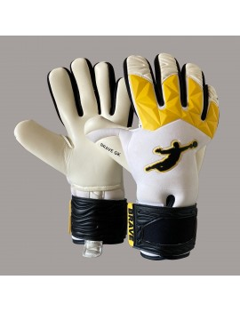 Воротарські рукавиці Brave GK Fury Yellow