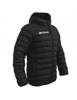 Зимова куртка Givova JACKET OLANDA BLACK