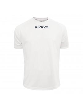 Футболка SHIRT GIVOVA ONE WHITE