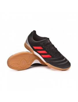 Futsal Boot Copa 19.3 IN Sala Core black-Hi red-Silver metallic
