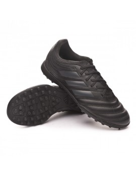 Football Boot Kids Copa Tango 19.3 Turf Core black-Grey six